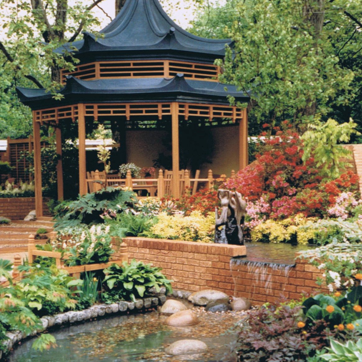Chealsea Garden Design 1987