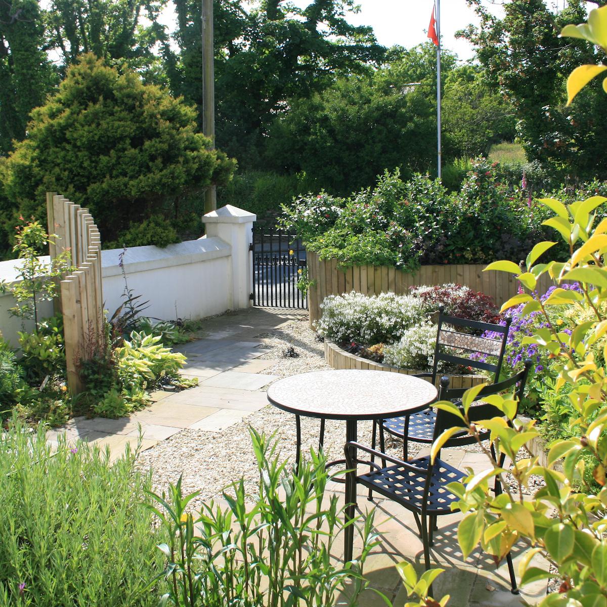 Summerhill Road garden design