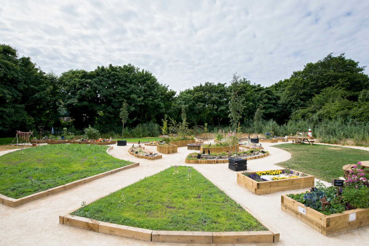 Overall image of Year of Our Island Garden