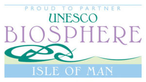 UNESCO Biosphere Isle of Man Partner Logo